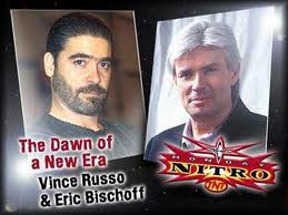 RUSSO / BISCHOFF WCW NITRO 4/10/00 PART 2 | Vince Russo's
