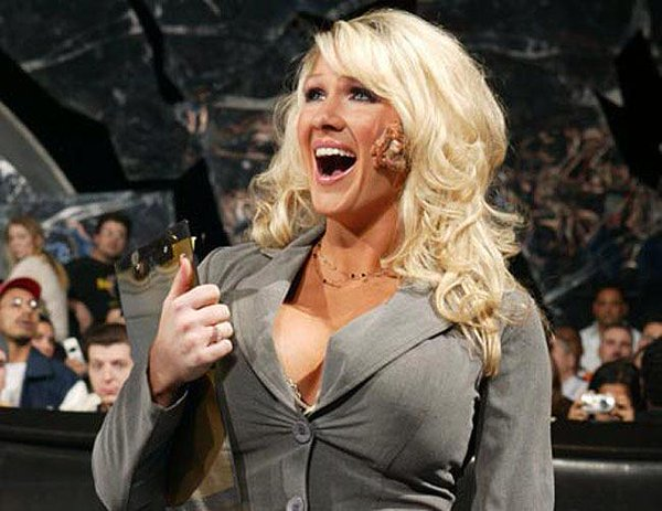 Wwe jillian hall can not