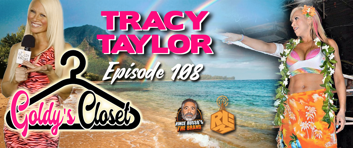Goldy's Closet Brand Website Banner EPS #108 with Tracy Taylor