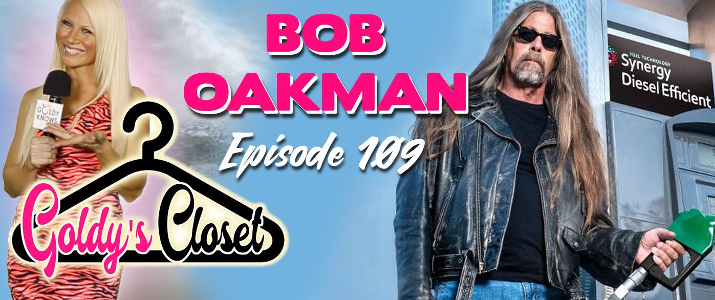 Goldy's Closet Brand Website Banner EPS #109 with Bob Oakman