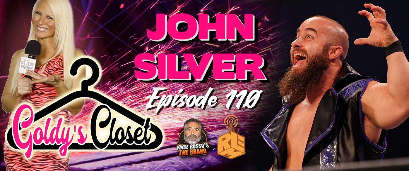 Goldy's Closet Brand Website Banner EPS #110 Featuring John Silver