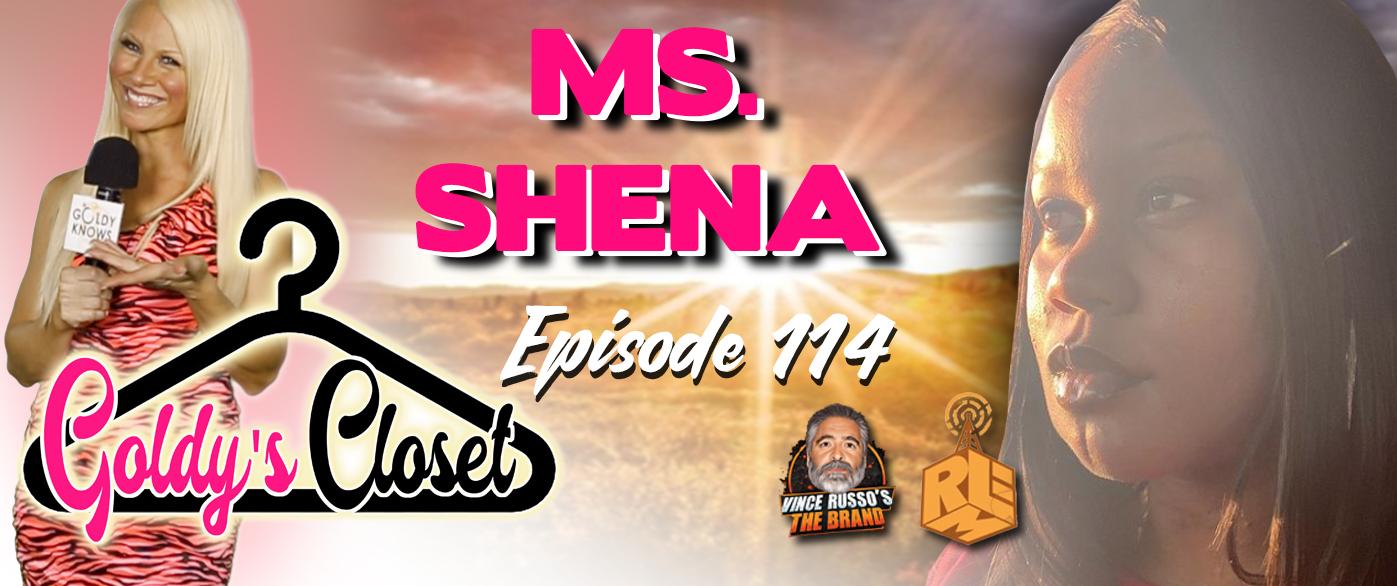 Goldy's Closet Brand Website Banner EPS #114 Shena