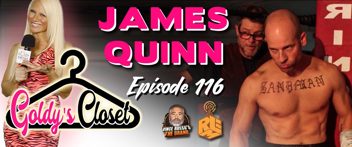 Goldy's Closet Brand Website Banner EPS #116 James Quinn