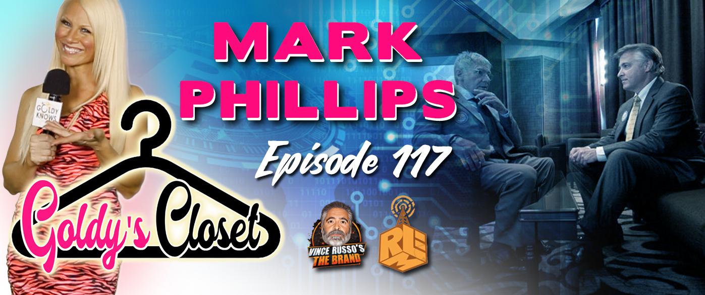 Goldy's Closet Brand Website Banner EPS #117 Mark Phillips