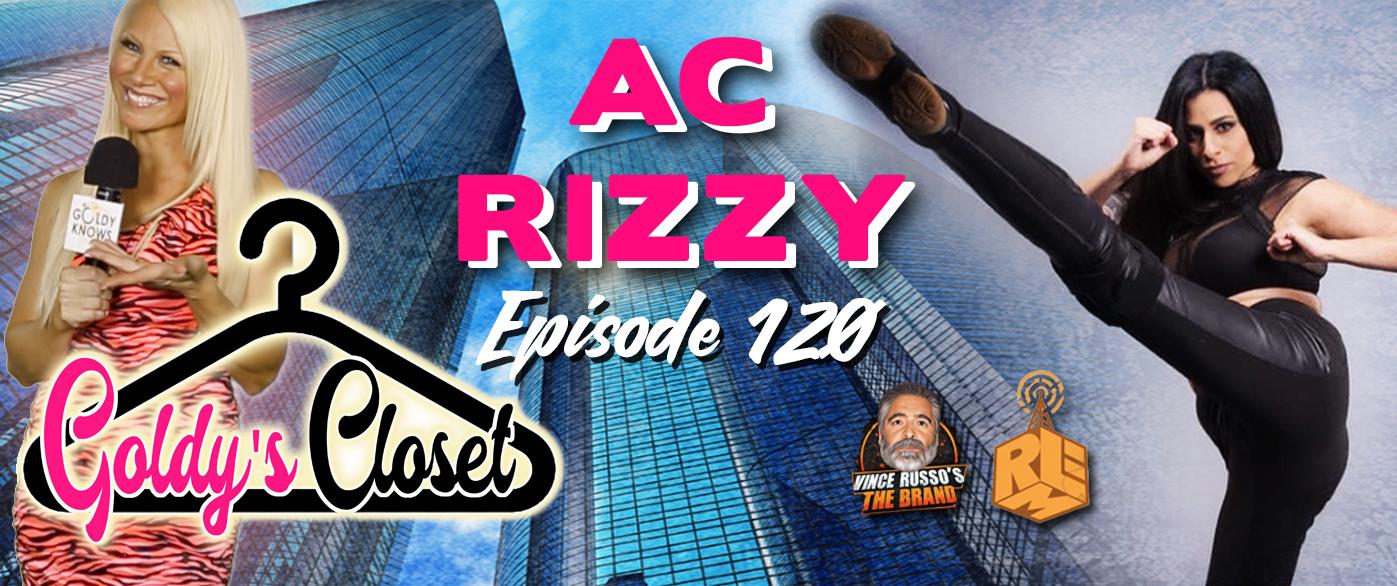 Goldy's Closet Brand Website Banner EPS #120 AC RIZY