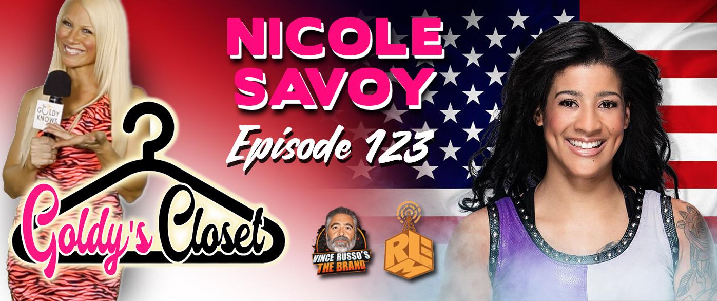 Goldy's Closet Brand Website Banner EPS #123 Nicole Savoy