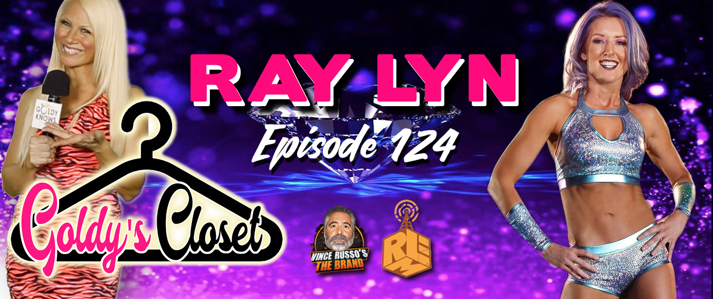 Goldy's Closet Brand Website Banner EPS #124 Ray Lyn