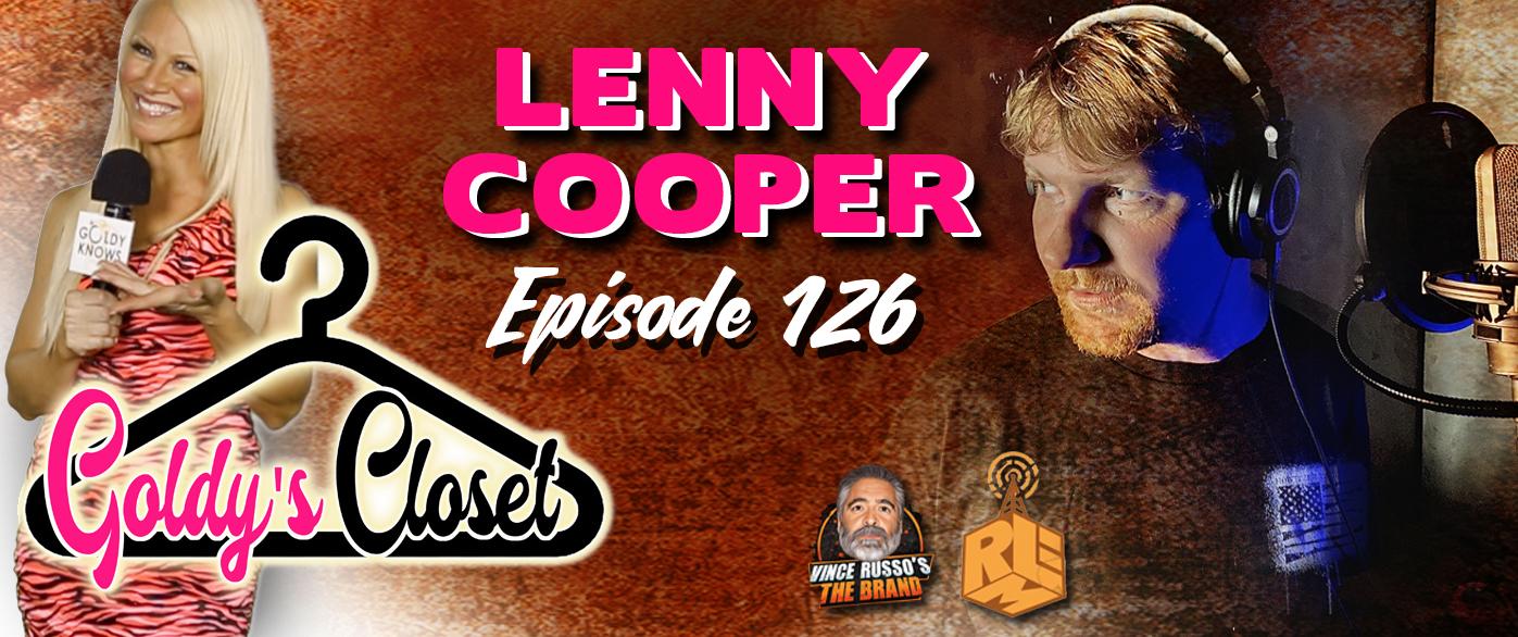 Goldy's Closet Brand Website Banner EPS #126 Lenny Cooper
