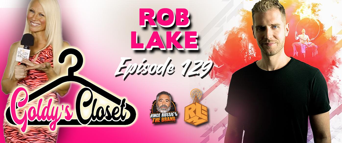 Goldy's Closet Brand Website Banner EPS #129 Rob Lake