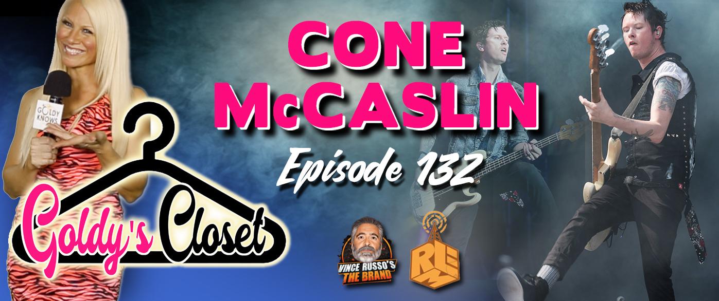 Goldy's Closet Brand Website Banner EPS #132 Cone McCaslin
