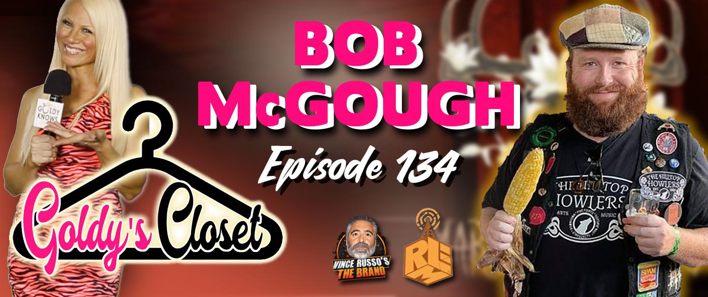 Goldy's Closet Brand Website Banner EPS #134 Bob McGough