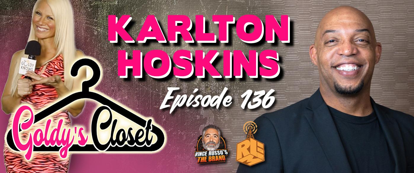Goldy's Closet Brand Website Banner EPS #136 Karlton Haskins